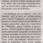 2013 04 18 Hebdo Lapière Feppra Assoc de Femmes 1