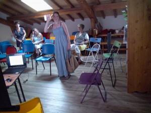 Permanence d'accueil de Gaillard @ Maison volet marron | Gaillard | Rhône-Alpes | France